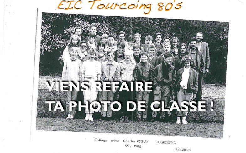EIC Tourcoing 80's : Retrouvailles 30 ans après !