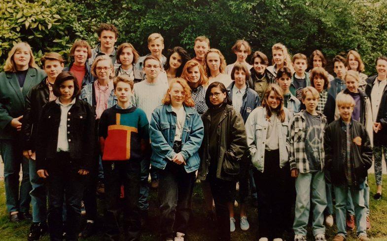 Promotions 1993-1994 4eme E