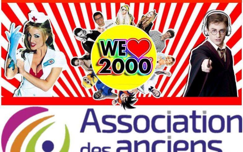 """Soirée Retrouvailles des Anciens EIC """"We love 2000"""" !"""